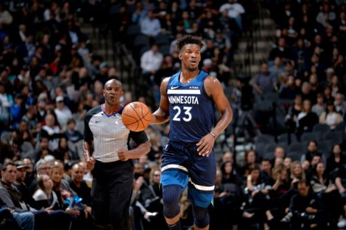 Jimmy Butler: 'I Just Want to Hoop and Be Out There With My Soldiers'