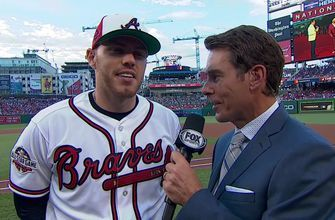 Freddie Freeman on heading to All-Star game after receiving the most votes