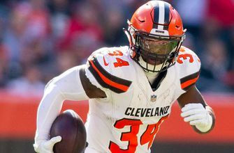 Browns trade Carlos Hyde to Jaguars
