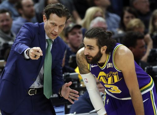 Ben Anderson: Jazz should see optimism in remaining playoff contenders