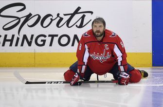 Capitals have home-ice disadvantage for Game 4 vs. Lightning