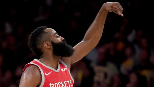 NBA wrap: Rockets rout Warriors as Draymond Green goes scoreless