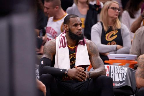 Larry Drew: Cavs Had a 'Total Dependence on LeBron'