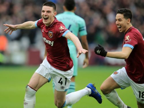 West Ham 1 Arsenal 0: Nasri impresses as Arnautovic waved off