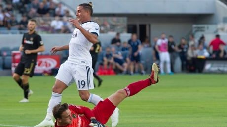 Whitecaps eliminated from playoff contention after draw with LAFC