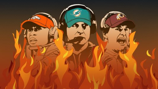 NFL coaching hot seats: Who goes into 2018 most in line of firing?
