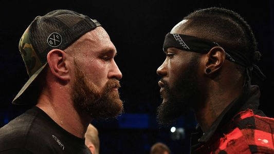 Deontay Wilder vs. Tyson Fury heavyweight title fight set for Dec. 1