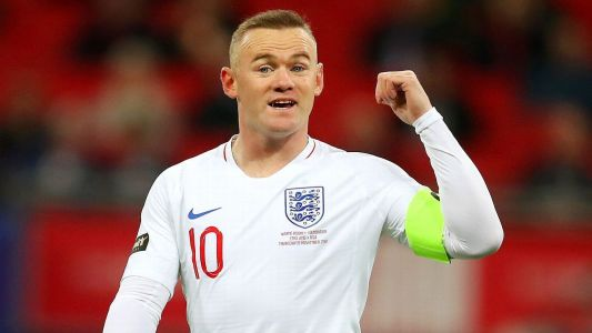 Rooney: Some ex-players jealous of England success