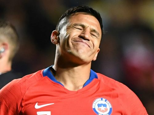 Alexis Sanchez misery continues as Man Utd flop misses penalty for Chile