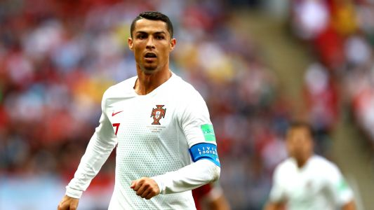 World Cup 2018: Referee did not ask for Cristiano Ronaldo's jersey, FIFA says