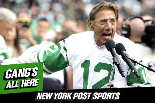 Listen to Episode 37 of 'Gang's All Here': Is Sam Darnold to Blame? feat. Joe Namath