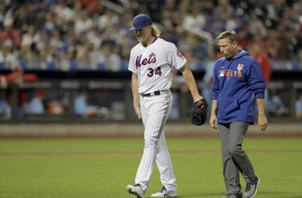 Mets place Syndergaard on injured list, activate Canó