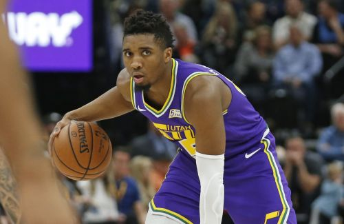 Donovan Mitchell named NBA Player of the Week