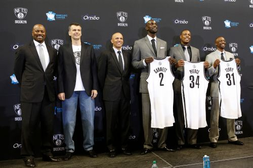 Nets GM behind worst trade in NBA history wants back in