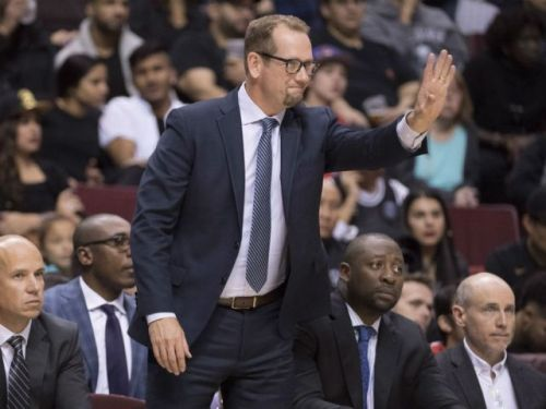 Scott Stinson: Nick Nurse departs from tradition, team still in 'testing process' as training camp period ends