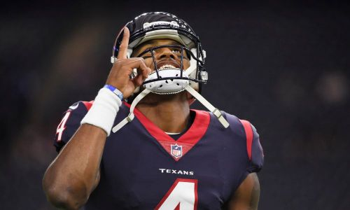 Texas school superintendent resigns after racial comment toward Houston Texans' QB Deshaun Watson