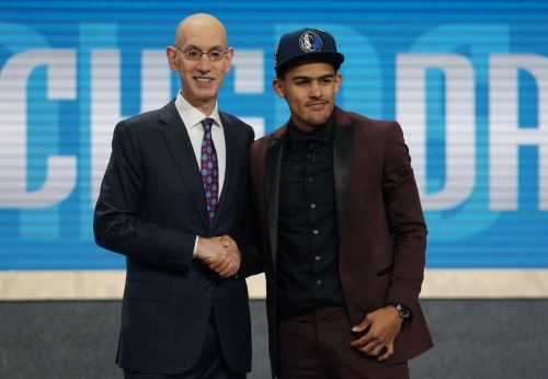 Mavs, Hawks trade Trae Young, Luka Doncic in draft-night deal