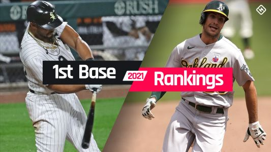 Fantasy Baseball 1B Rankings: First Base Tiers, Sleepers, Draft Strategy