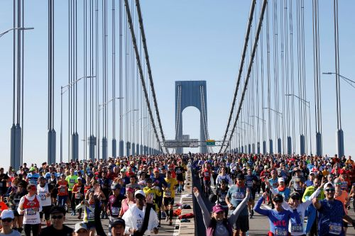 New York City Marathon sets world record for most finishers