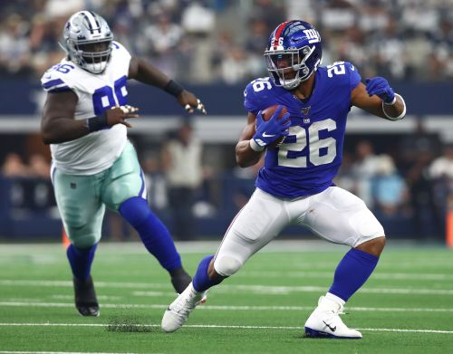 Saquon Barkley likely to play vs. Cardinals; final decision to come from Giants soon