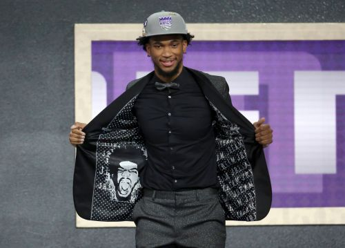 Marvin Bagley III, Trae Young headline 2018 NBA draft's best, worst outfits