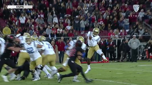 Highlights: UCLA football snaps 11-game losing streak to Stanford in dominant fashion