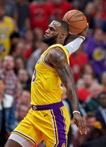 NBA top plays from games of Oct. 18, which included LeBron's Lakers in Portland