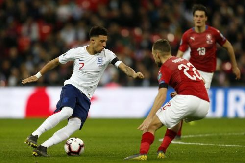 Zorc dismisses rumours linking Sancho to United