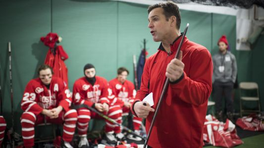 'He's exactly what I needed': Rangers coach Quinn praised by his former BU players