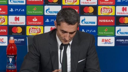 Goal-less draw a 'dangerous result' for Barca - Valverde
