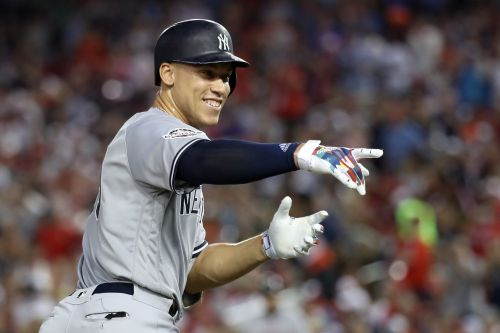 Aaron Judge, 9 others go yard in homer-happy All-Star game