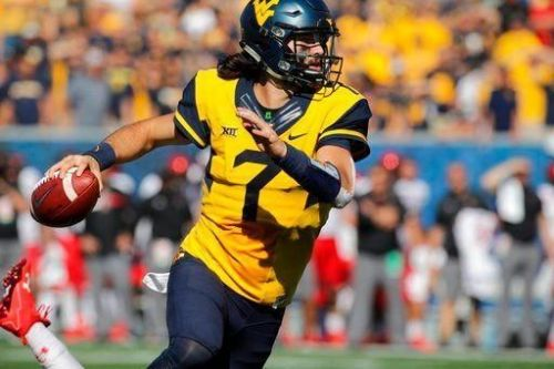 Heisman hopeful Grier wants to lead WVU to 1st Big 12 title