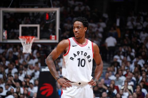 DeMar DeRozan: 'Ain't No Loyalty in This Game'