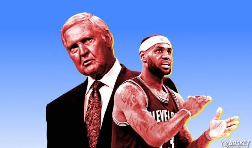 Jerry West not impressed by Lakers luring LeBron James: 'Not a tough free-agent signing'