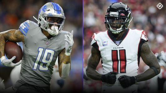 2020 Fantasy Football WR Rankings: No shortage of sleepers after loaded top tier