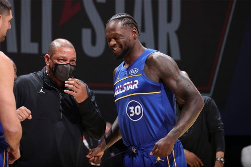 Julius Randle pulled off triple crown at NBA All-Star Sunday
