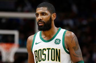 Cris Carter on Kyrie Irving: 'He still has a lot to learn about being a leader'