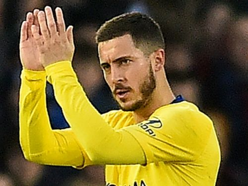 Hazard form highlighted by superb run under Sarri but Chelsea left sweating on injury concerns