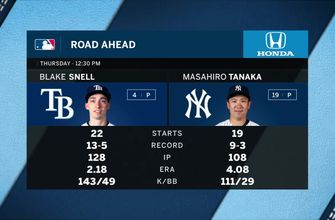 Rays go for series win over Yankees in Thursday's finale