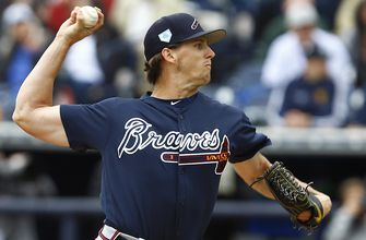 Braves' Bryse Wilson, Kyle Wright shared surreal moment of getting opening weekend starts