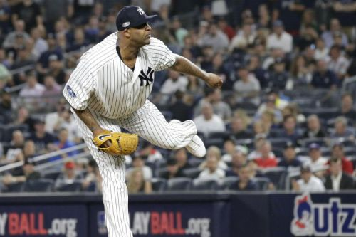 Watch: New York Yankees' CC Sabathia earns milestone 250th career win