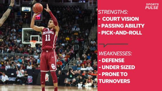 NBA Draft: Trae Young goes No. 5, traded to Hawks