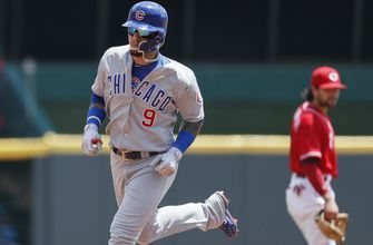 Reds' bats struggle against Darvish in 6-1 loss to Cubs
