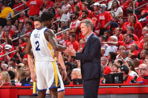 Steve Kerr: Heated Argument With Jordan Bell a 'Total Misinterpretation'