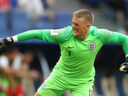Kahn impressed by Pickford's World Cup displays but 'he isn't used properly'
