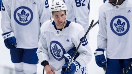 Tavares set to make Leafs pre-season debut as Sens begin post-Karlsson era