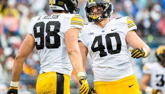 Iowa football: Live updates on Hawkeyes vs. Northwestern