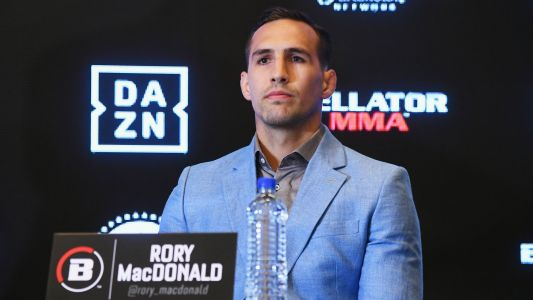 Rory MacDonald's last five fights