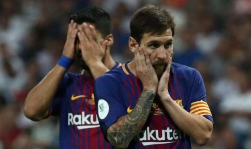 Barca face disqualification from Copa del Rey