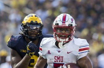 Navy has 2 QBs with 6 rushing TDs going into AAC game at SMU